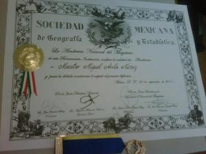 Sociedad Mexicana de Geografia y Estadistica